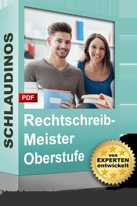 SCHLAUDINOS Rechtschreib-Meister Oberstufe