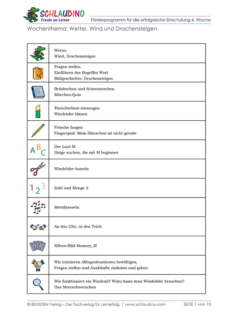 Screenshots aus dem lernprogramm auszüge aus mehrseitigen pdfs