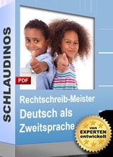 SCHLAUDINOS Rechtschreib-Meister Deutsch als Zweitsprache
