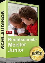 Rechtschreib-Meister Junior